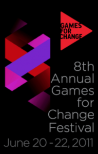 GamesForChangeDemoSpotlight 2011 Logo