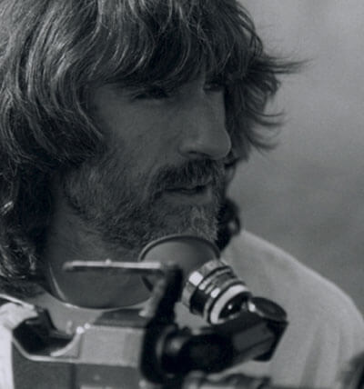 Vicente Franco camera man