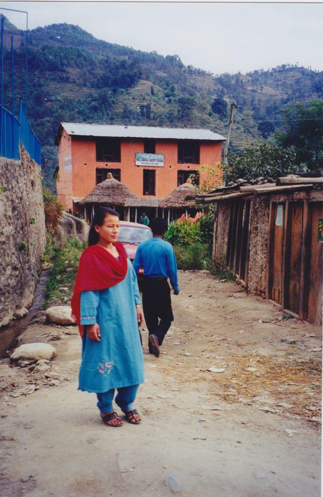 Anu Tamang Melamchi 1997 Sands of Silence
