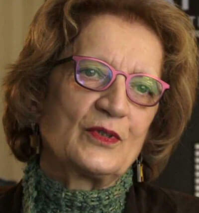 Johanna Demetrakas Consulting Editor