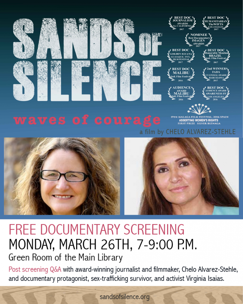 Sands of Silence at MSU