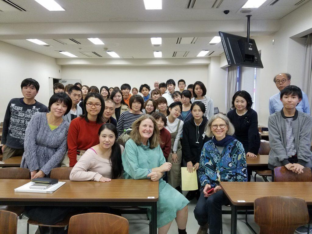 Chelo Sands of Silence Hiroshima CIty University